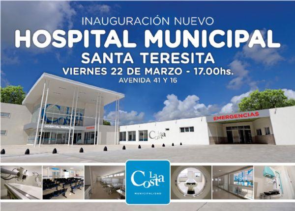Ver detalles de Inauguración del nuevo Hospital Municipal de La Costa