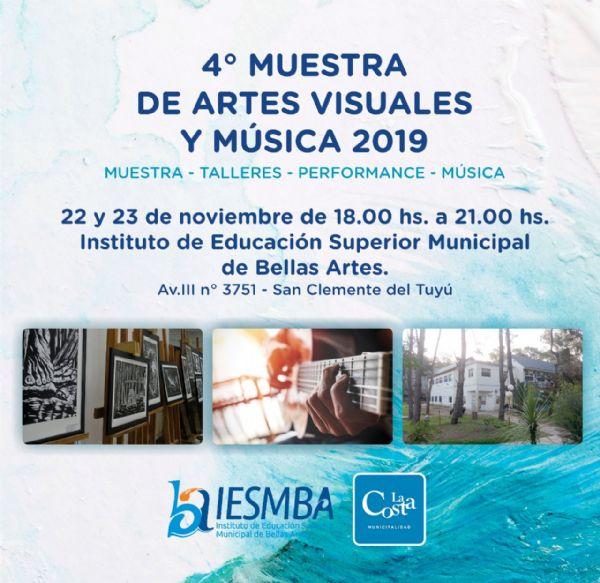 4ª Muestra de Artes Visuales y Música