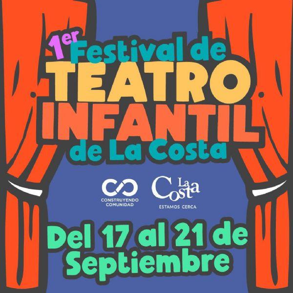 Primer Festival Infantil de Teatro en el Partido de La Costa