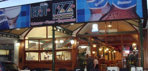 Pizzeria Brutta Pizza