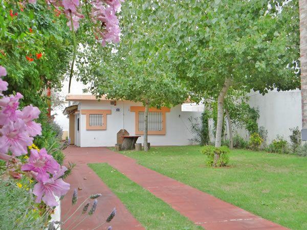 Casas con jardin