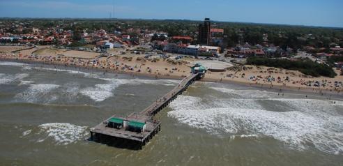 Muelle de Pesca de Mar del Tuyú