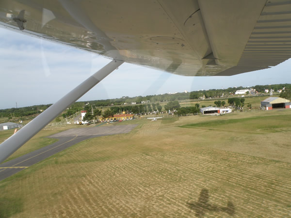 Aeródromo Santa Teresita