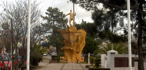 Monumento al Libertador del Mar