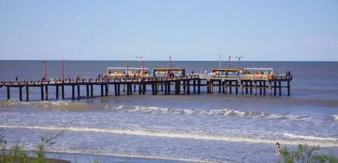 Ver detalles de Muelle de Pesca de Santa Teresita