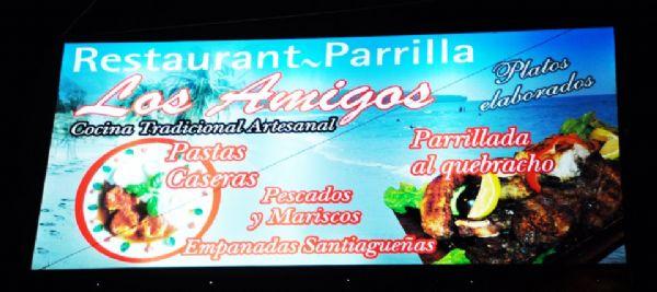Restaurant-Parrilla Los Amigos
