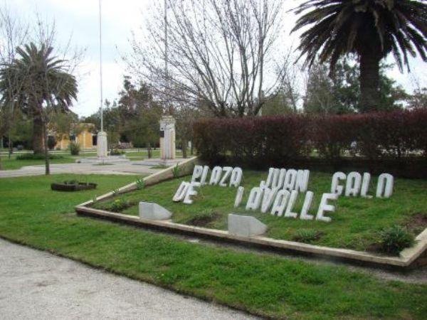 Plaza de General Lavalle