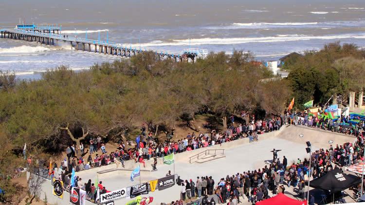 SkatePark Santa Teresita