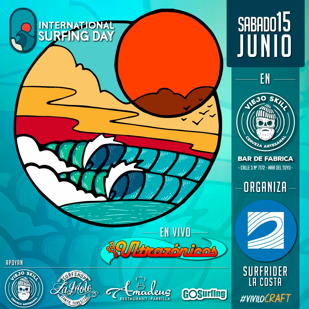 Imágen de International Surfing Day, Eventos en Santa Teresita