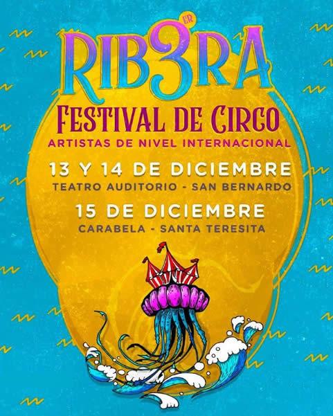 3er Festival de Circo
