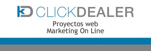 Ver detalles de ClickDealer, Proyectos Web & Marketing Online