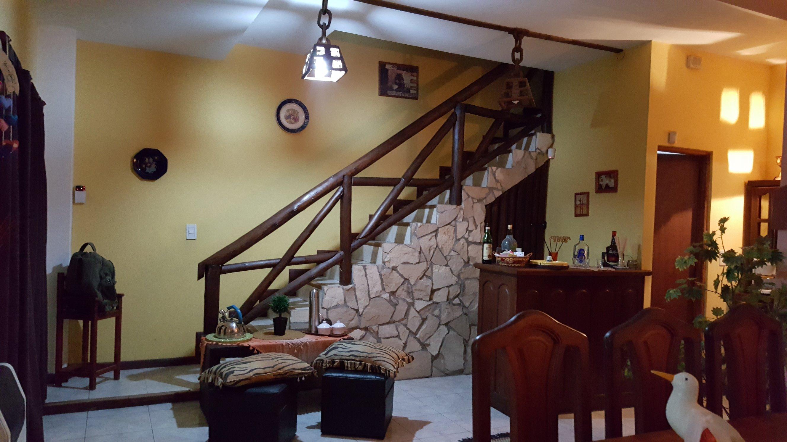 Casa con deptos en Las Toninas
