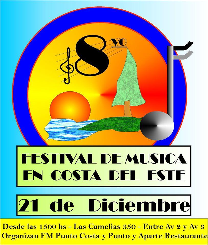8º edición del Festival de Música de Costa del Este
