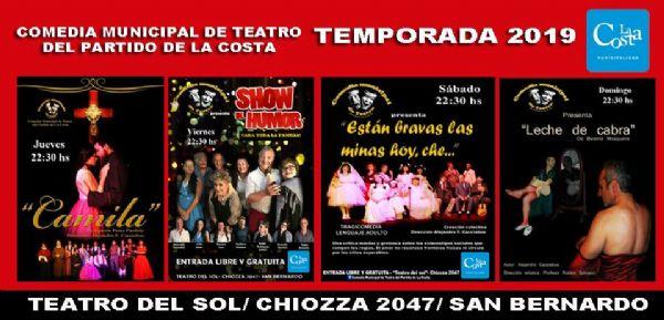 Ver detalles de Comedia Municipal de Teatro con una variada oferta para el verano 2019