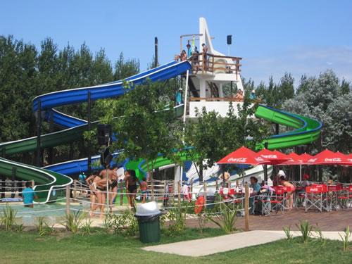 Parque Acuático Poseidón