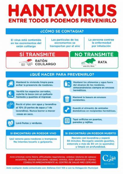 Ver detalles de Medidas de prevención para evitar el contagio del hantavirus