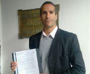 Ver detalles de El Concejo Deliberante distinguió al atleta costero Alejandro Laregina