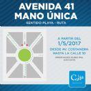 Ver detalles de Modificaciones en el sentido de circulación en calles y avenidas de Santa Teresita
