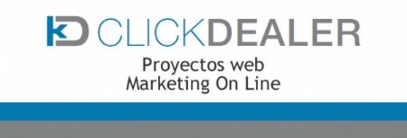 Ver detalles de ClickDealer, Proyectos Web & Marketing Online