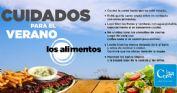 Ver detalles de Cuidados para el verano: los alimentos