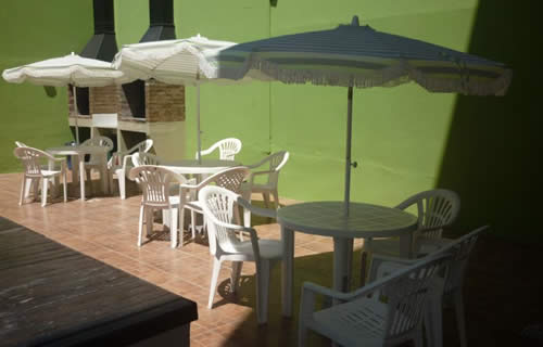 Hostal Camp de Mar en San Bernardo